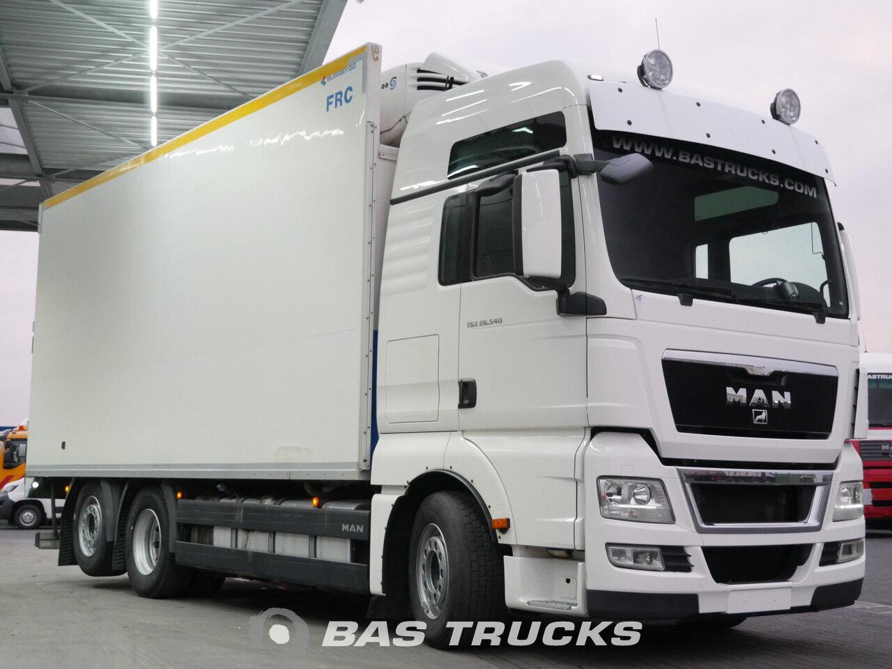 man tgx xxl truck euro norm 5 39400 bas trucks. Black Bedroom Furniture Sets. Home Design Ideas