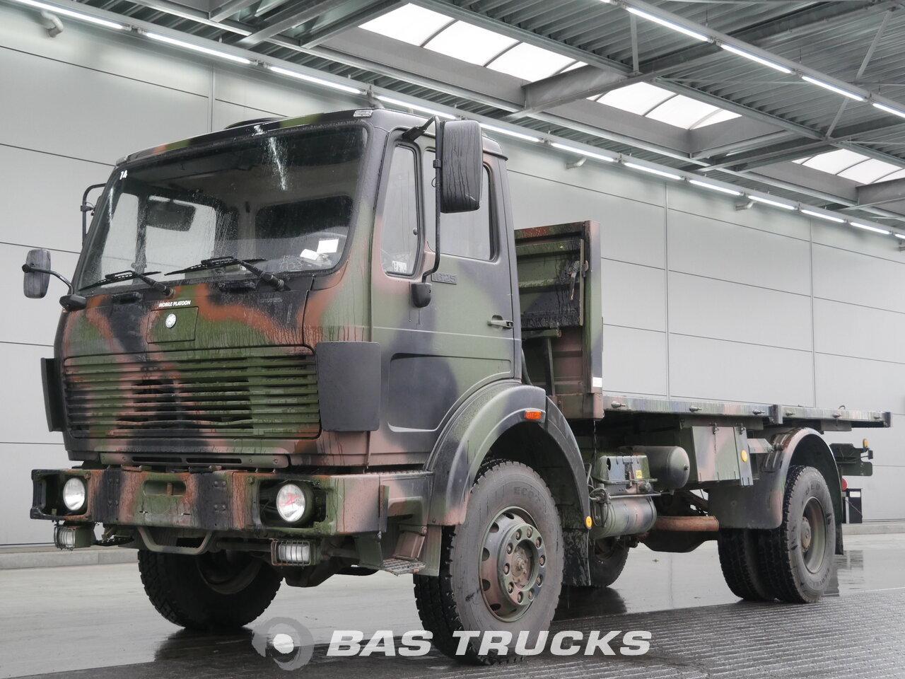 photo of Used Truck Mercedes 1625 AK 4X2 1990