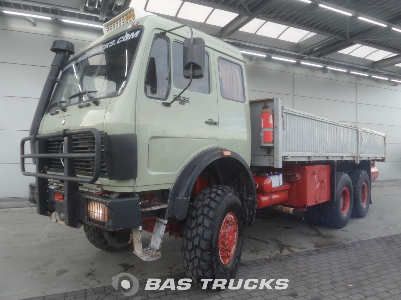 photo of Used Truck Mercedes 2632 A 6X6 1982