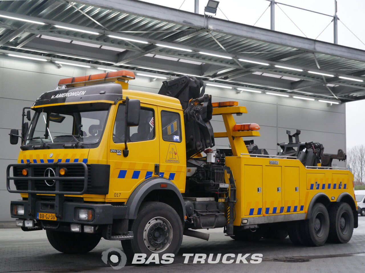 photo of Used Truck Mercedes 2635 S 6X4 1990