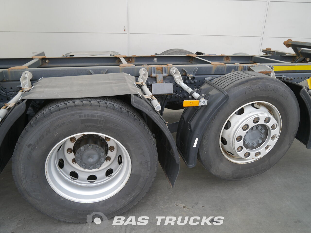 photo of Used Truck Mercedes Actros 2545 L 6X2 2014