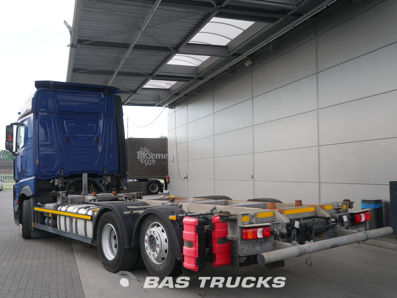photo of Used Truck Mercedes Actros 2545 LS 6X2 2014