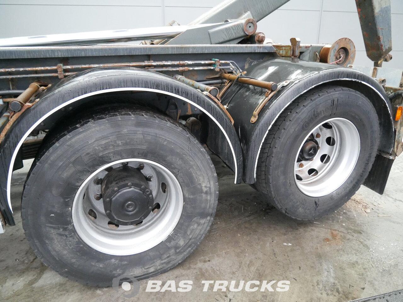 photo of Used Truck Mercedes Actros 2548 S Getriebeschaden 6X2 2000