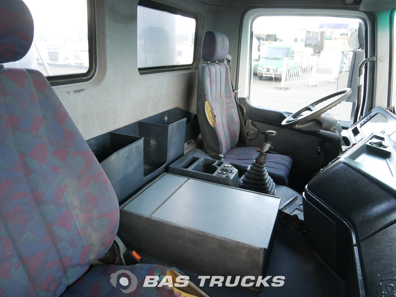 photo of Used Truck Mercedes Actros 3331 B 6X4 2001