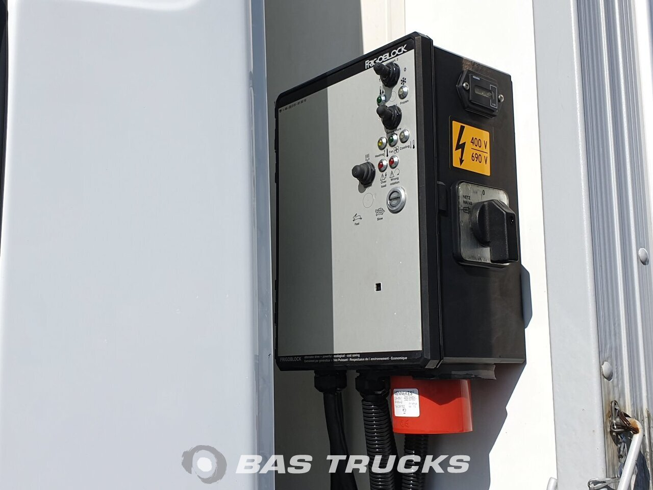 For sale at BAS Trucks: Mercedes Antos 1830 L 4X2 12/2014