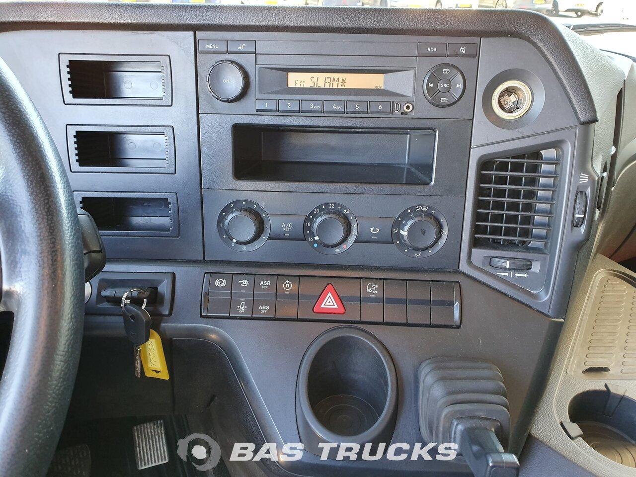 For sale at BAS Trucks: Mercedes Arocs 3240 B 8X4 03/2017