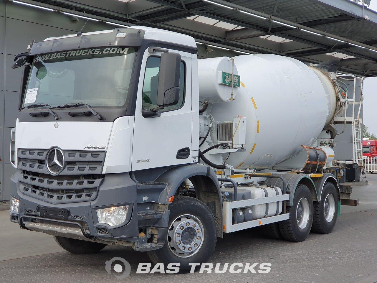 For sale at BAS Trucks: Mercedes Arocs 3342 6X4 08/2016