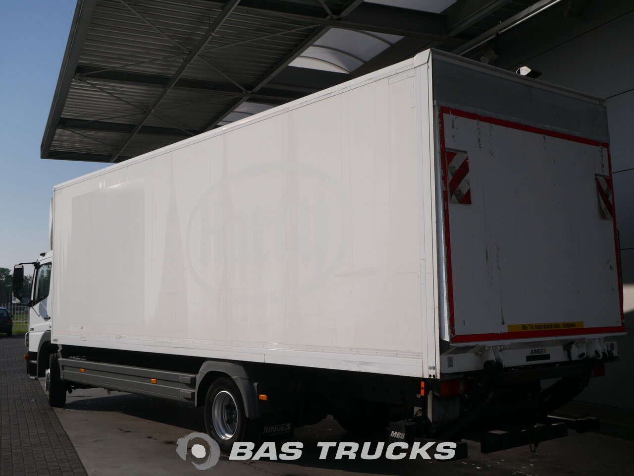 photo of Used Truck Mercedes Atego 1218 L 4X2 2011