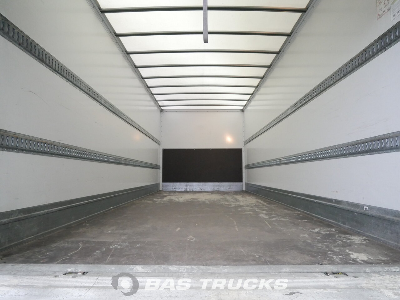 photo of Used Truck Mercedes Atego 1221 LS 4X2 2015