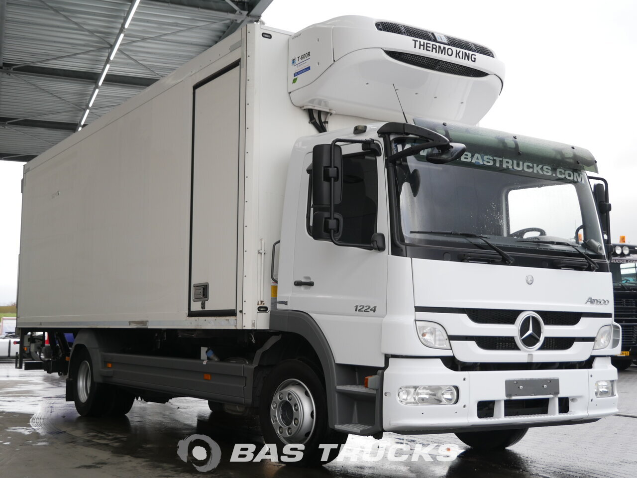 photo of Used Truck Mercedes Atego 1224 L 4X2 2013