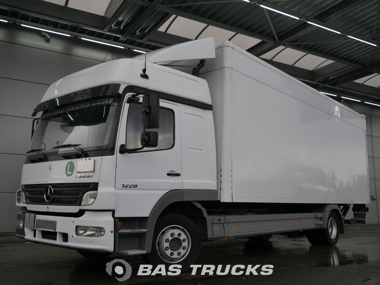 photo of Used Truck Mercedes Atego 1228 L 4X2 2006