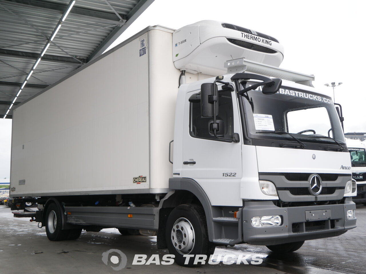 photo of Used Truck Mercedes Atego 1522 LS 4X2 2012