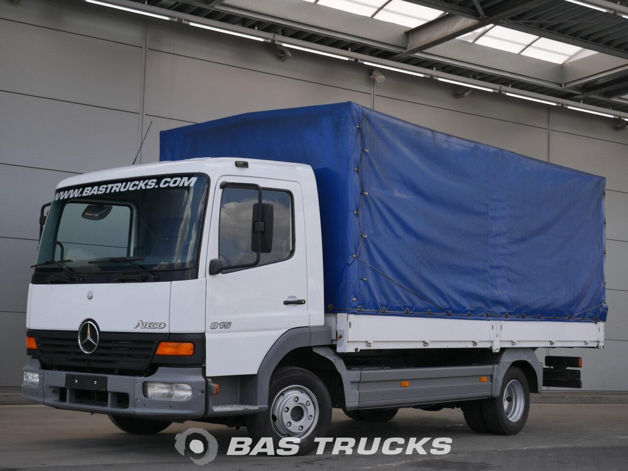 mercedes atego 815 truck euro norm 3 u20ac6800 bas trucks rh bastrucks com Turbo.AZ Mercedes Atego Mercedes Atego 818