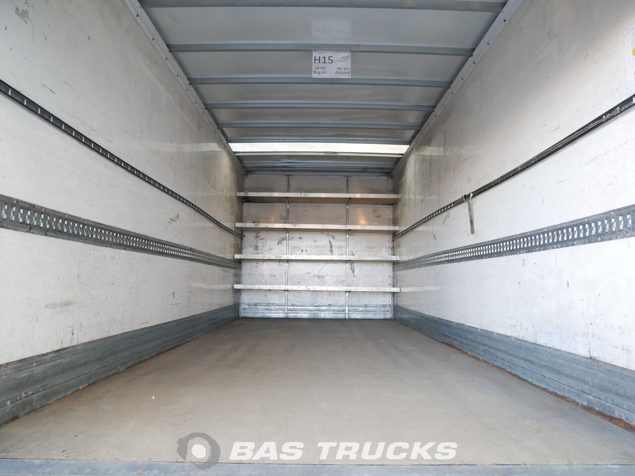 photo of Used Truck Mercedes Atego 816 4X2 2009
