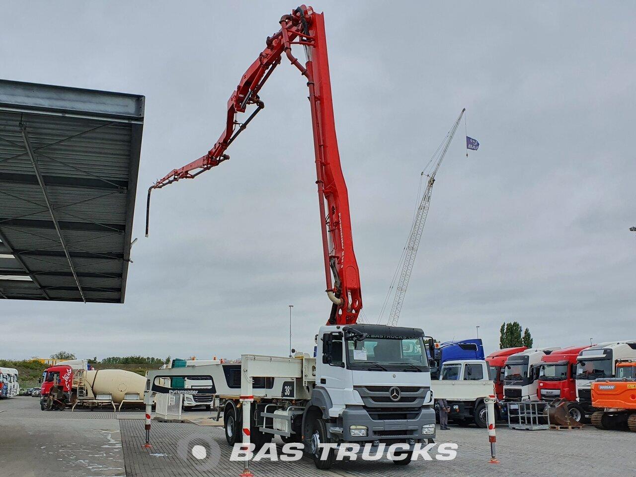 For sale at BAS Trucks: Mercedes Axor 3340 K 6X4 06/2015