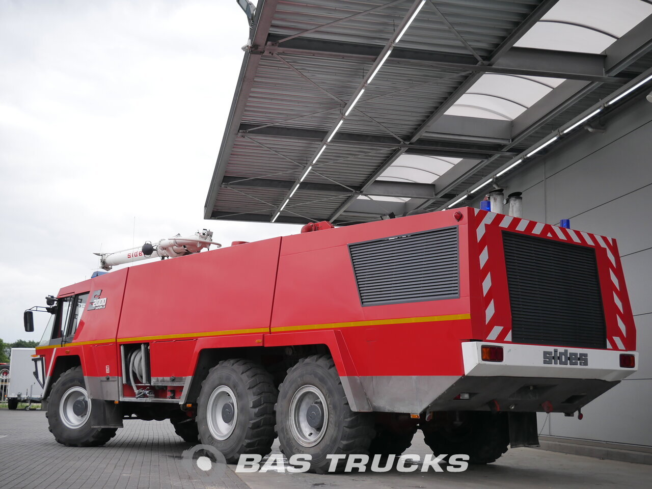 mercedes crashtender sides airport fire truck truck bas trucks. Black Bedroom Furniture Sets. Home Design Ideas