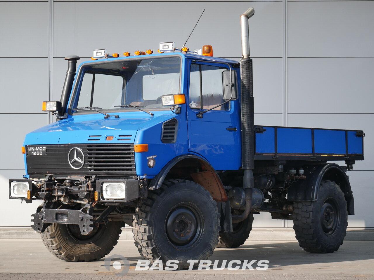 mercedes unimog u1250 truck 13600 bas trucks. Black Bedroom Furniture Sets. Home Design Ideas