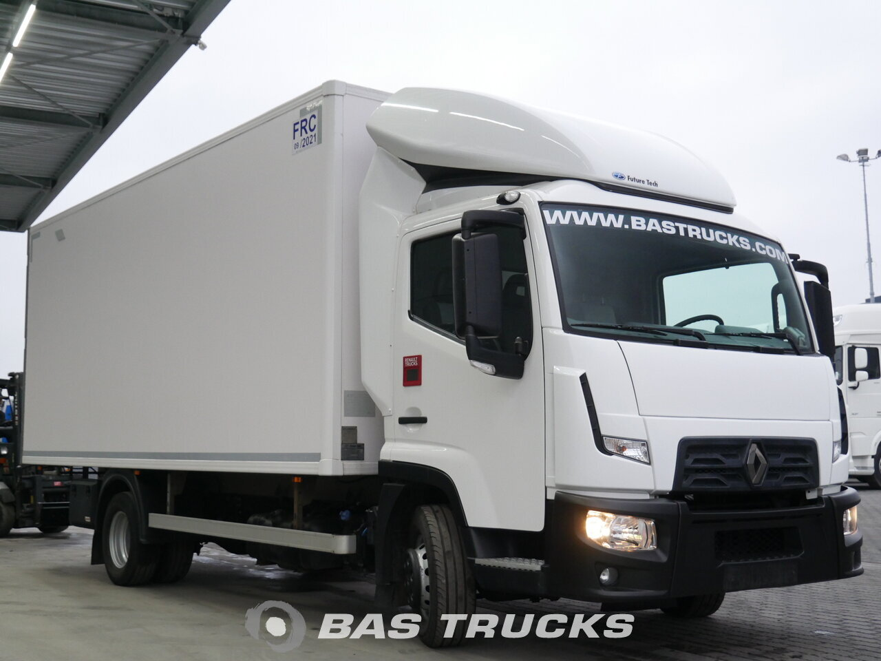 photo of Used Truck Renault D 6.5 180 4X2 2015
