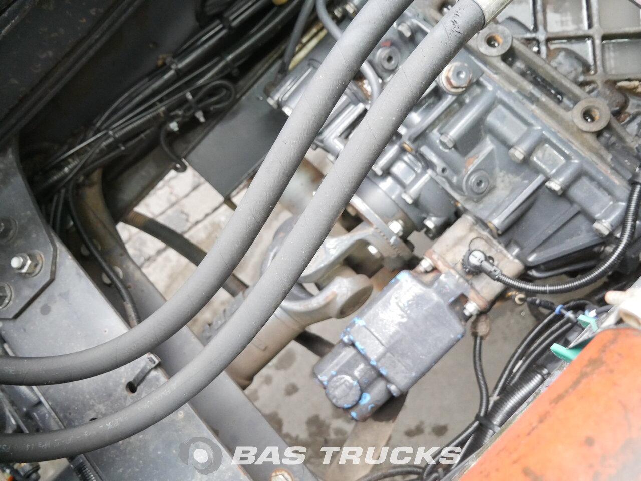 photo of Used Truck Renault Kerax 370 6X4 2005