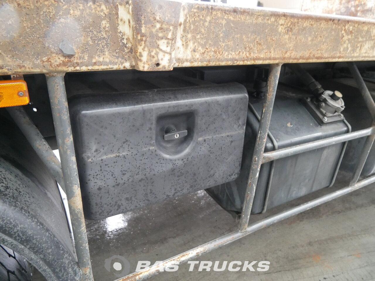 photo of Used Truck Renault Kerax 370 6X4 2008
