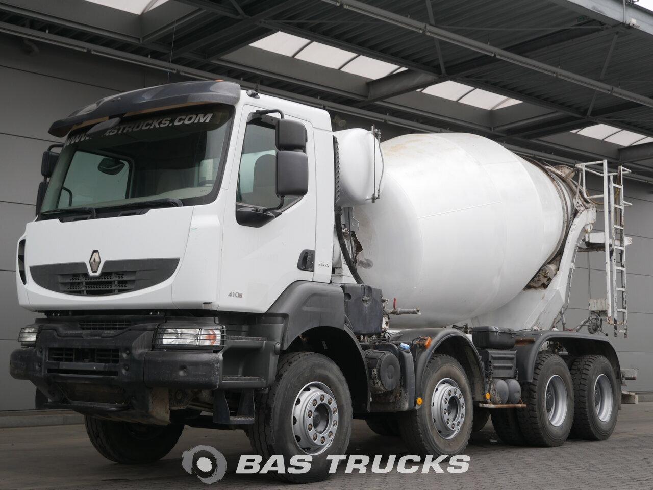 photo of Used Truck Renault Kerax 410 8X4 2007