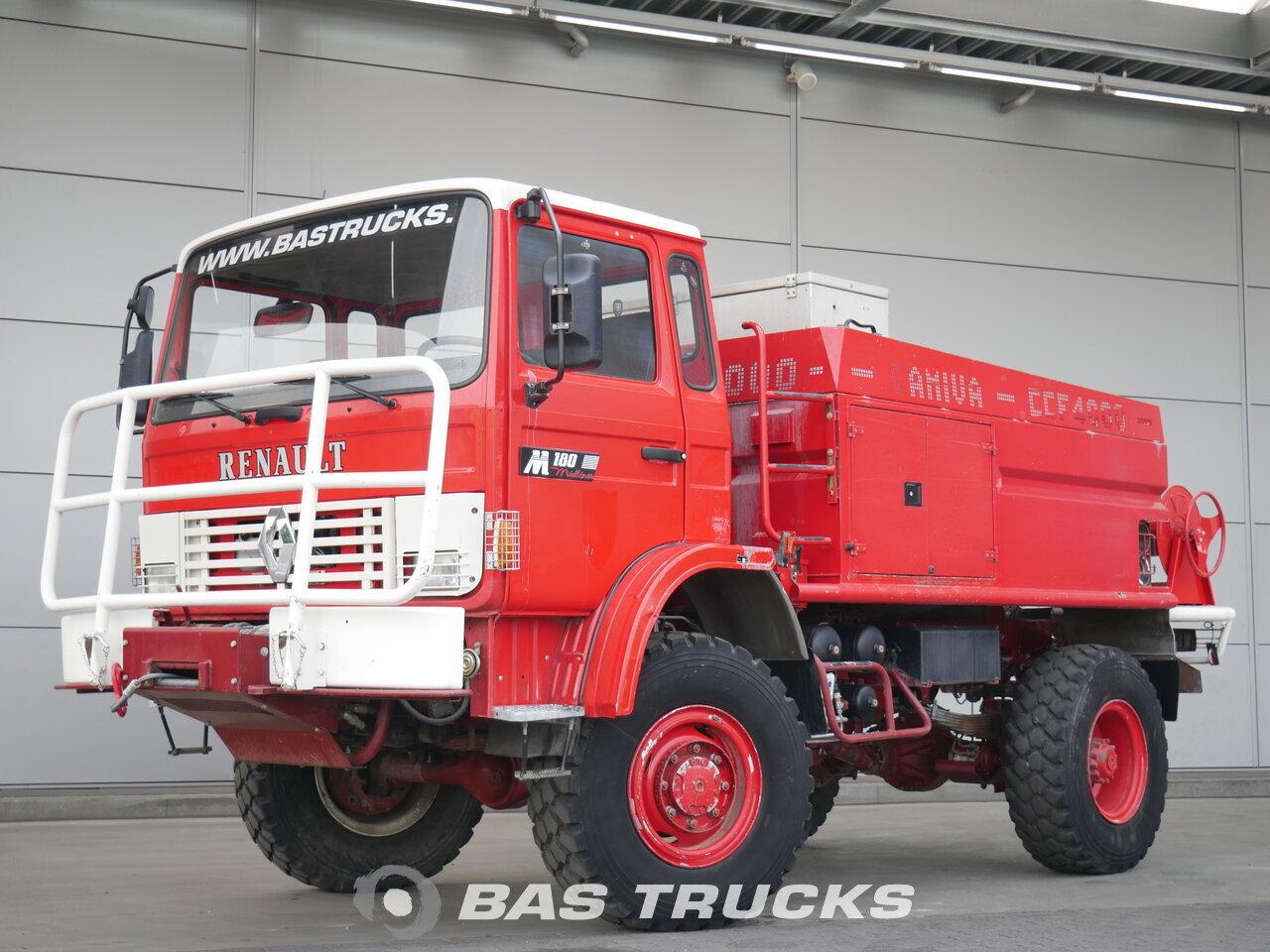 For sale at BAS Trucks: Renault Midliner M 180 11 4X4 06/1995