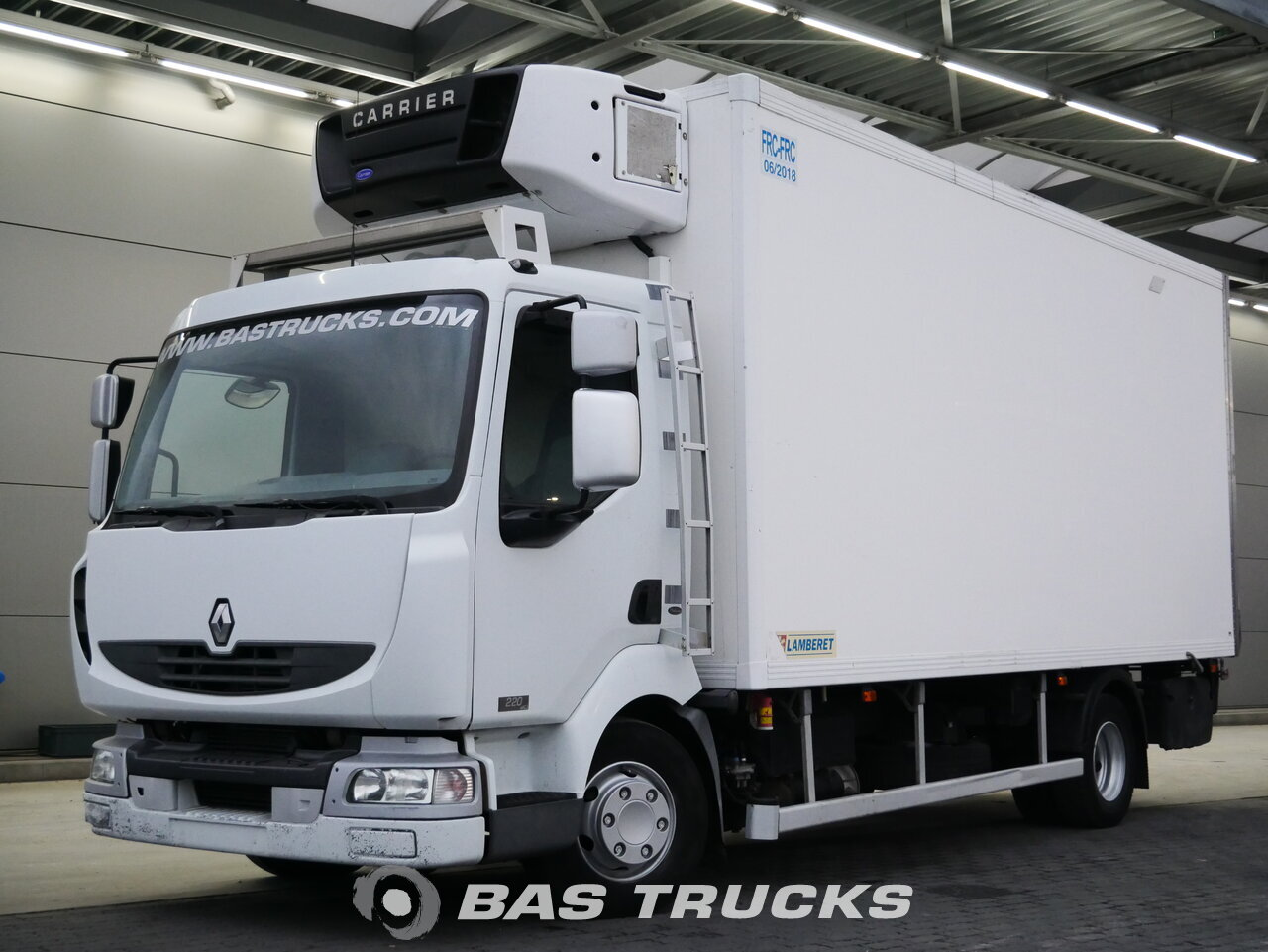 For sale at BAS Trucks: Renault Midlum 220 dCi 4X2 07/2006