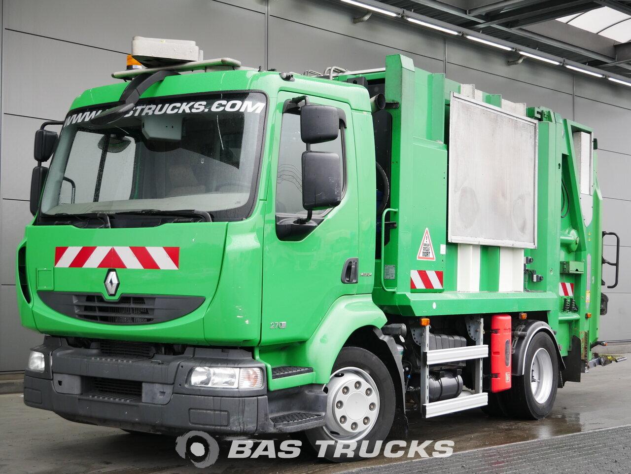 For sale at BAS Trucks: Renault Midlum 270 4X2 05/2010