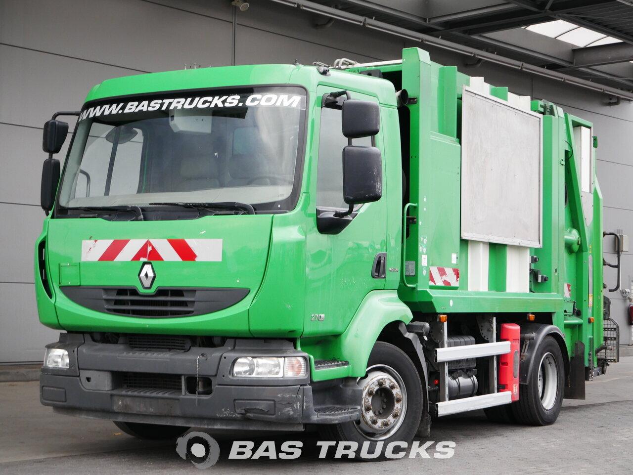 For sale at BAS Trucks: Renault Midlum 270 4X2 06/2010