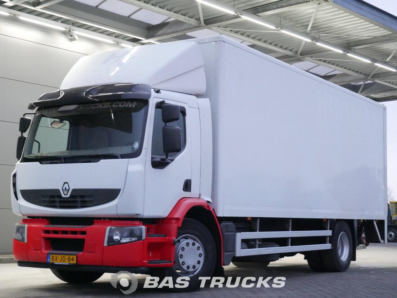 photo of Used Truck Renault Premium 270 4X2 2010
