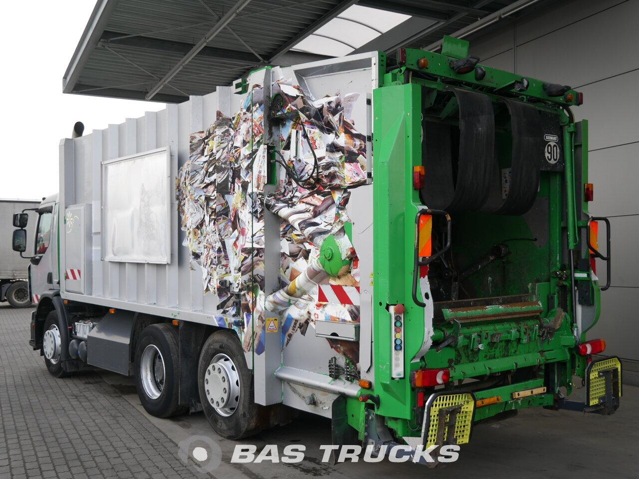 photo of Used Truck Renault Premium 280.26 6X2 2009