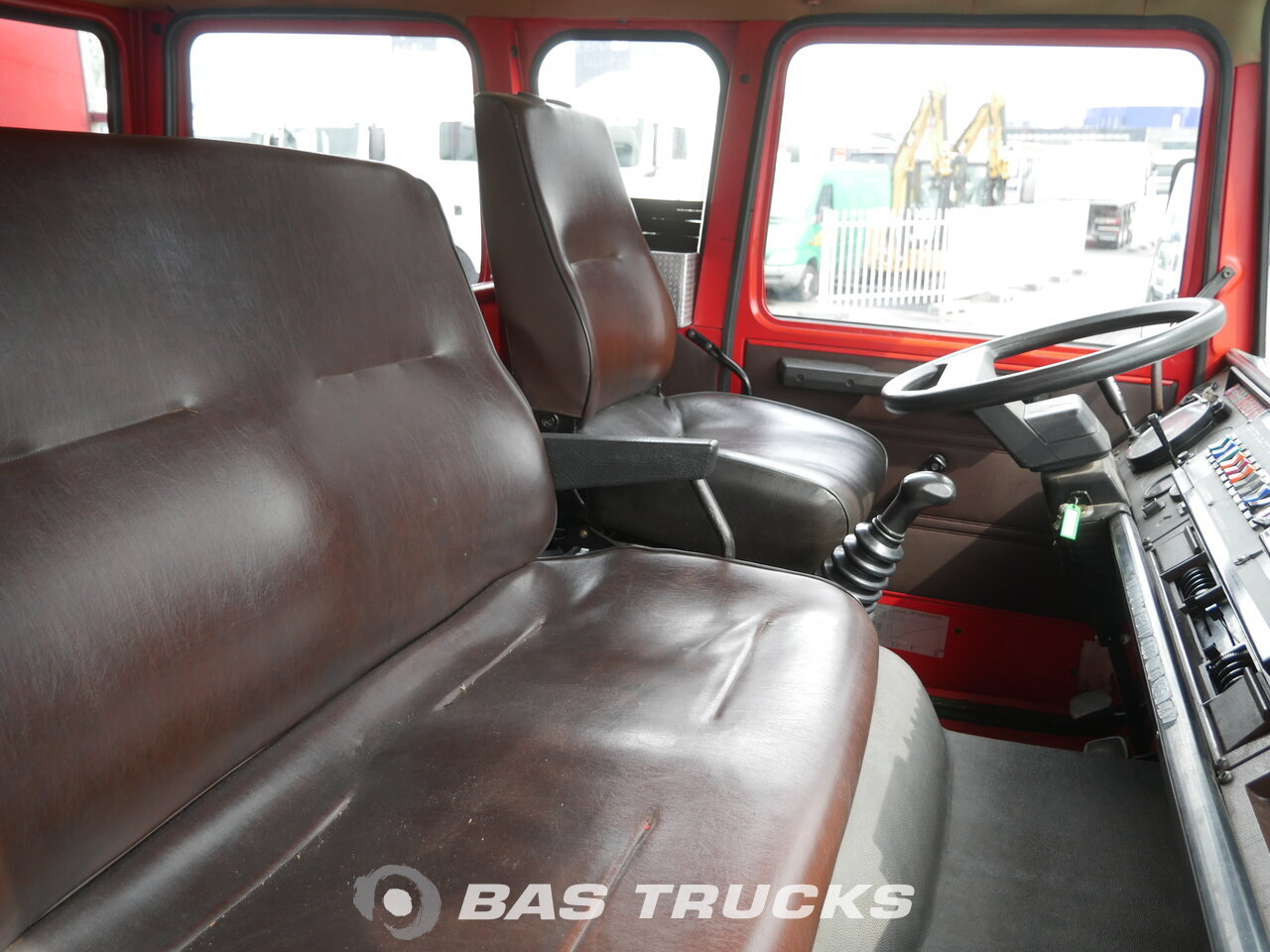 photo of Used Truck Renault S170 13 4X4 1990
