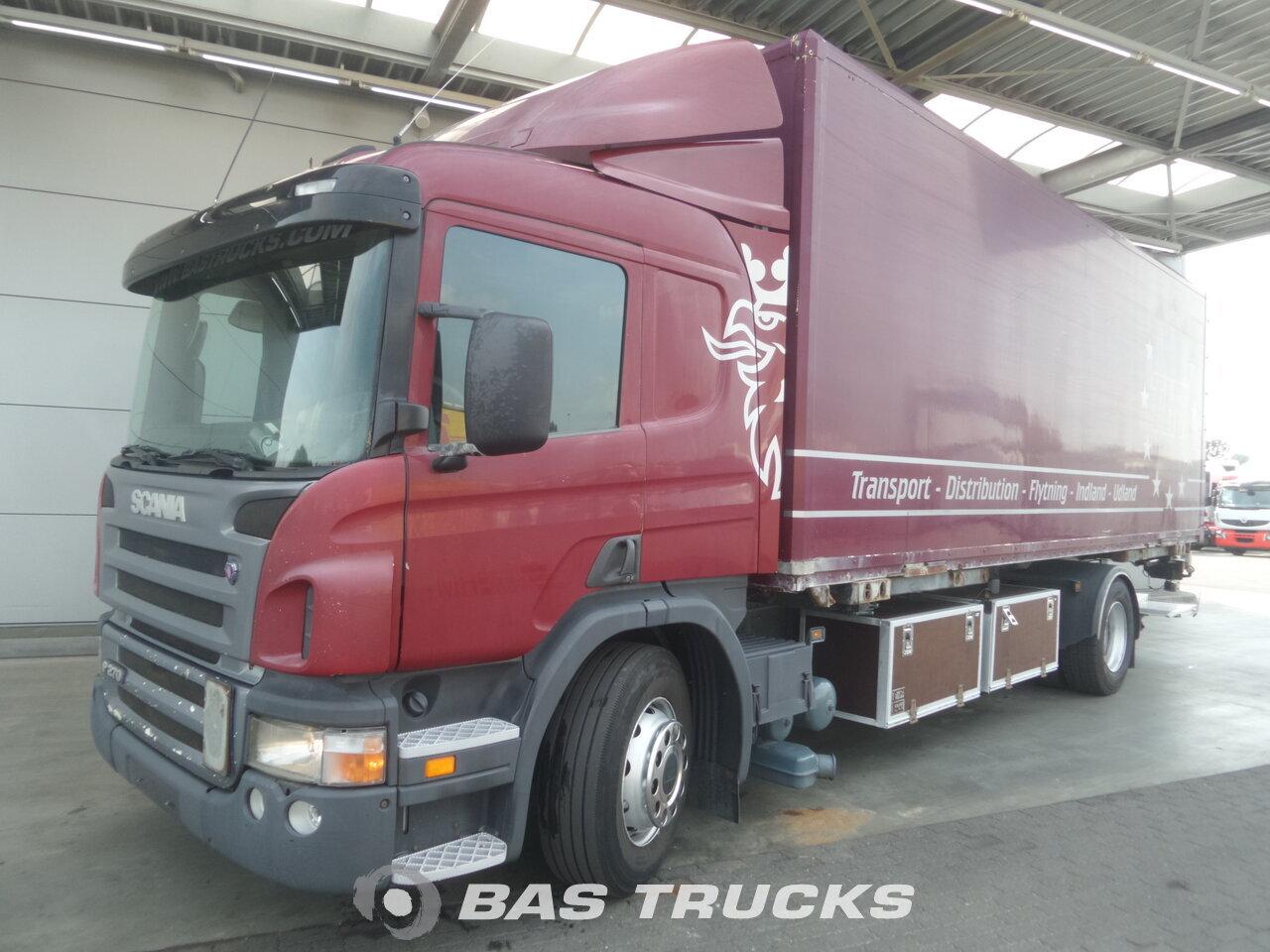 8095720f4b Scania P270 Truck Euro norm 3 €14250 - BAS Trucks
