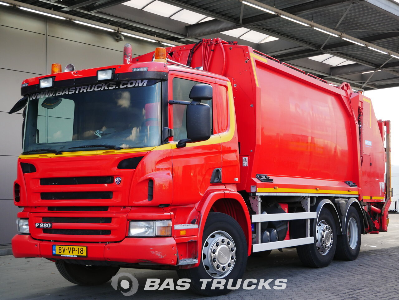 For sale at BAS Trucks: Scania P280 6X2 03/2009