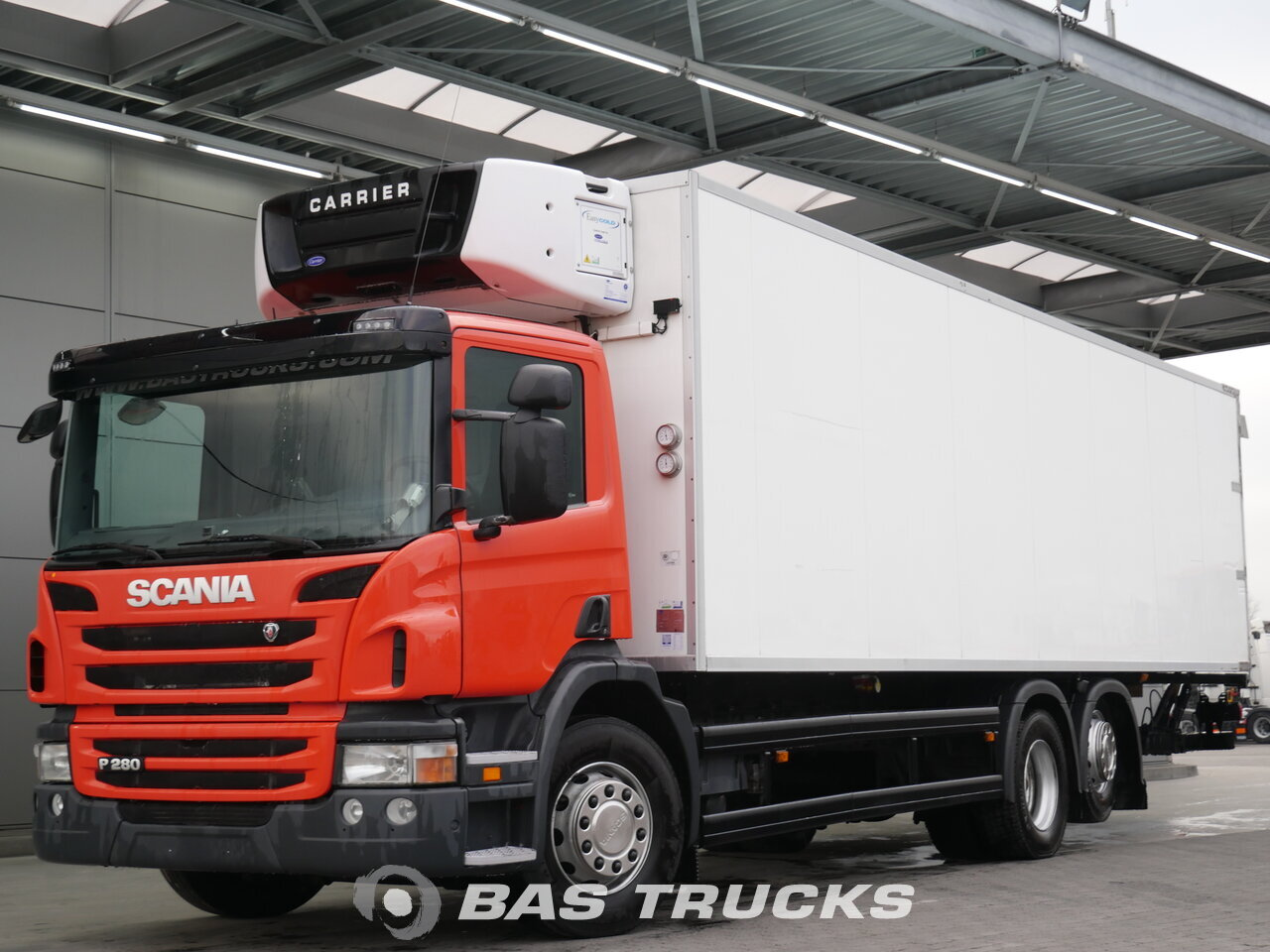 For sale at BAS Trucks: Scania P280 6X2 03/2012