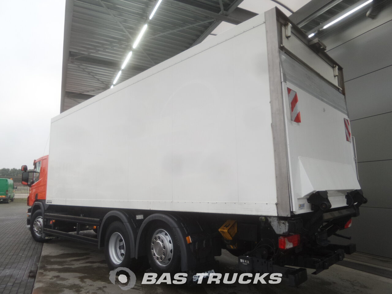 For sale at BAS Trucks: Scania P400 6X2 05/2010