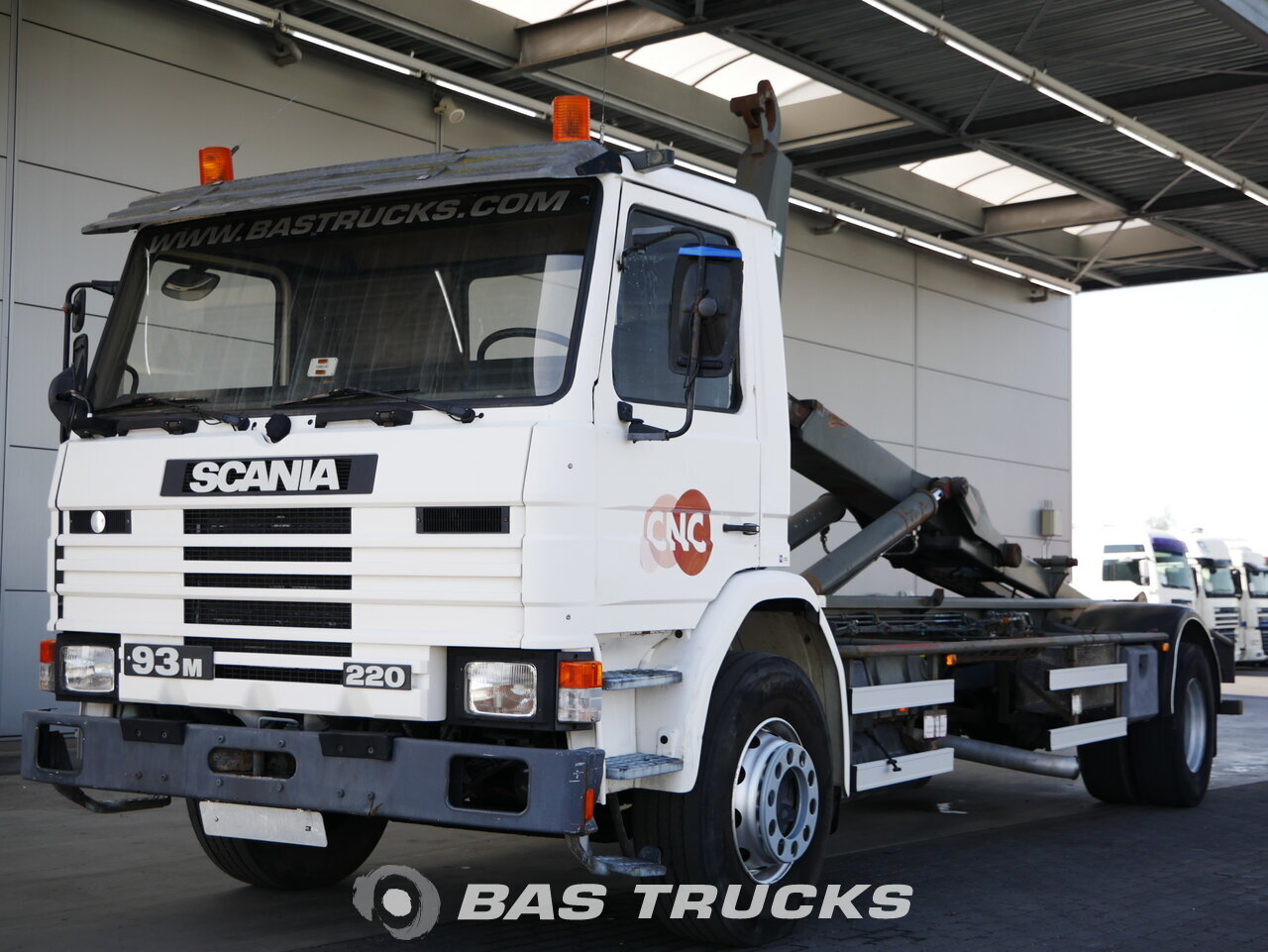 For sale at BAS Trucks: Scania P93 M 4X2 01/1996