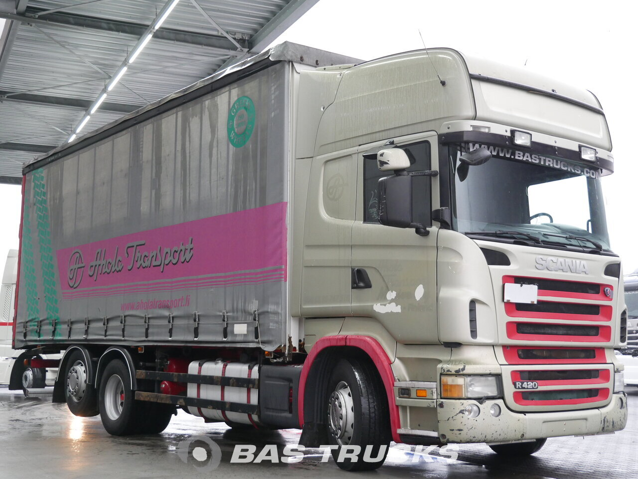 photo of Used Truck Scania R420 6X2 2007