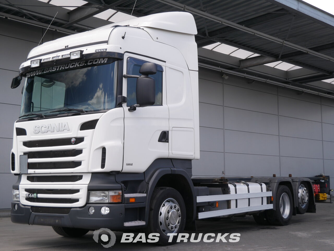 For sale at BAS Trucks: Scania R440 6X2 07/2013