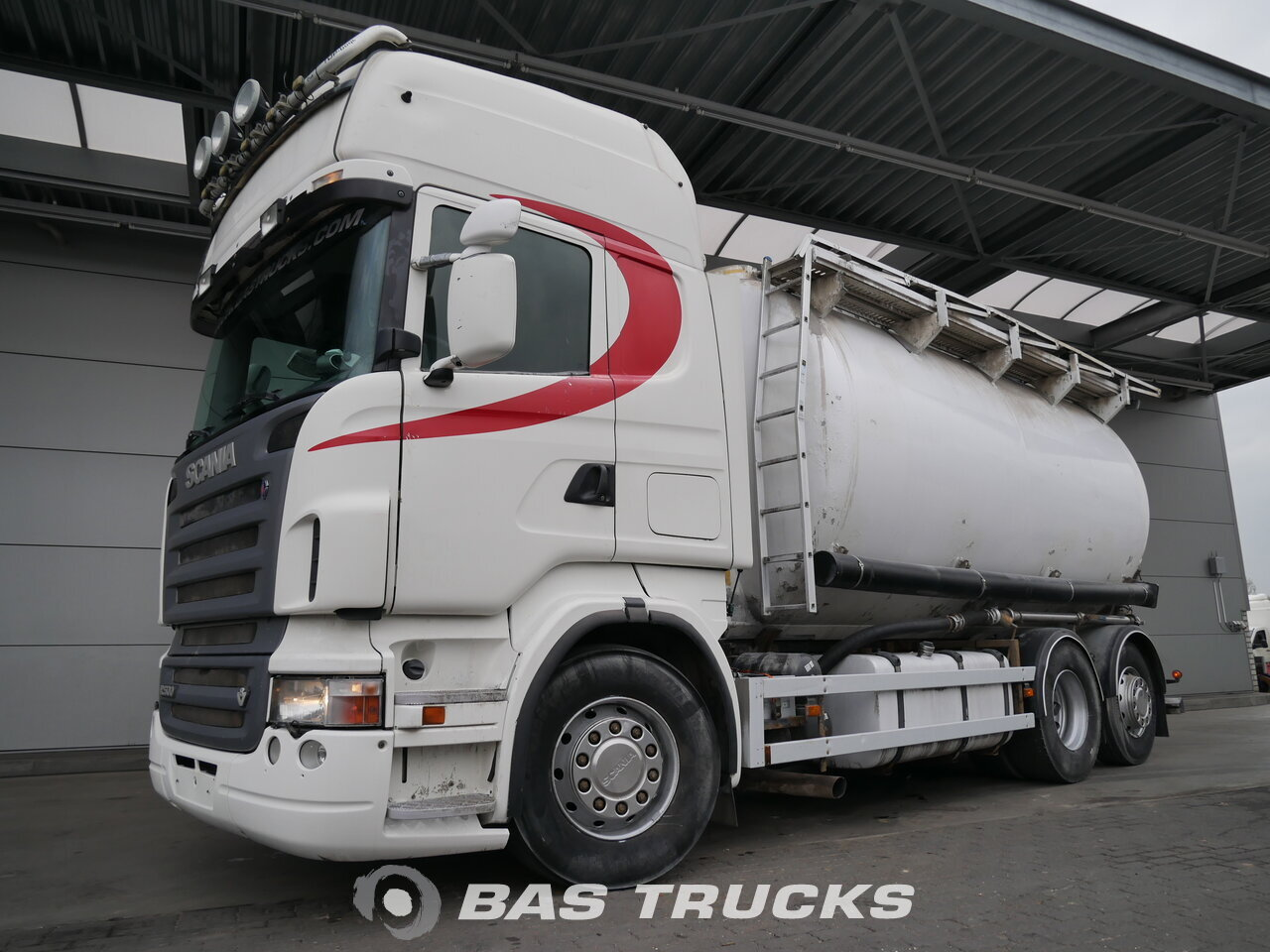 photo of Used Truck Scania R500 6X2 2005