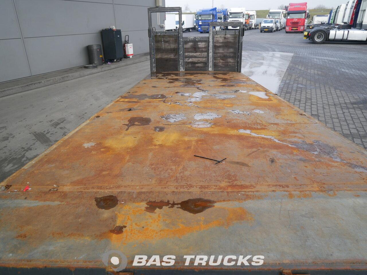 photo of Used Truck Stam Open platform 1970