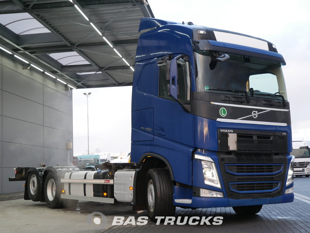 photo of Used Truck Volvo FH 460 6X2 2015