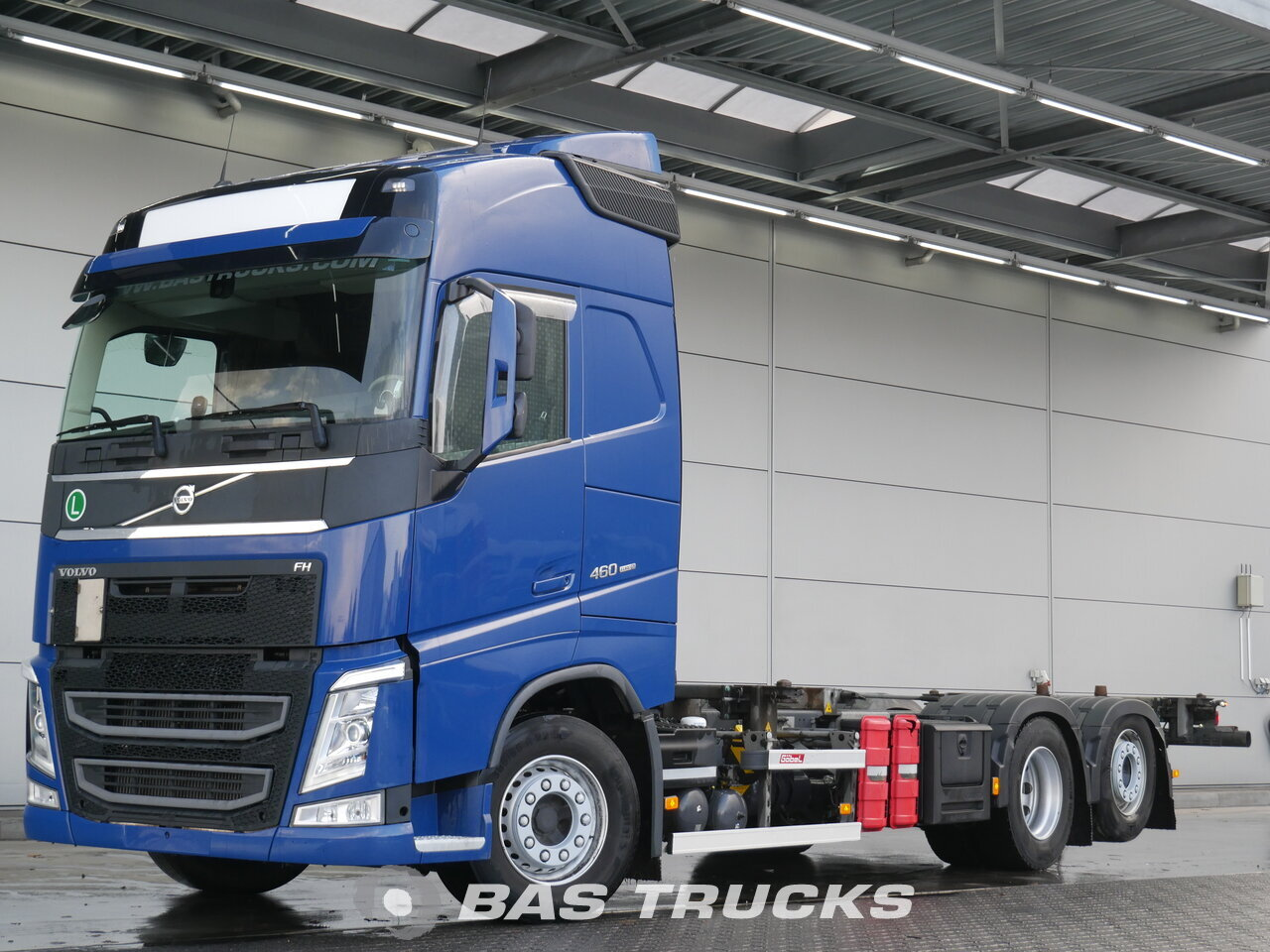volvo fh 460 truck euro norm 6 51600 bas trucks. Black Bedroom Furniture Sets. Home Design Ideas
