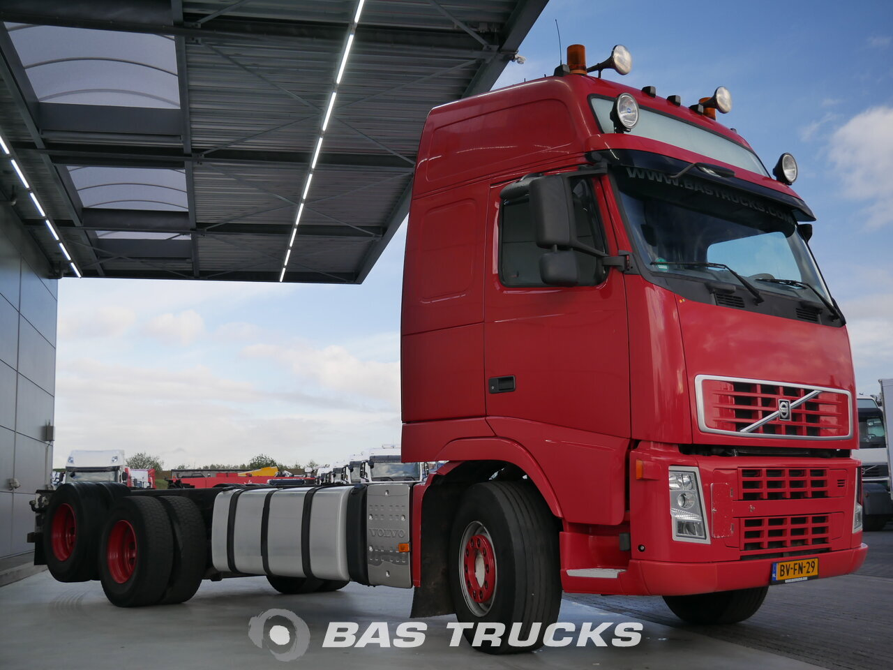 photo of Used Truck Volvo FH 480 XL 6X2 2008