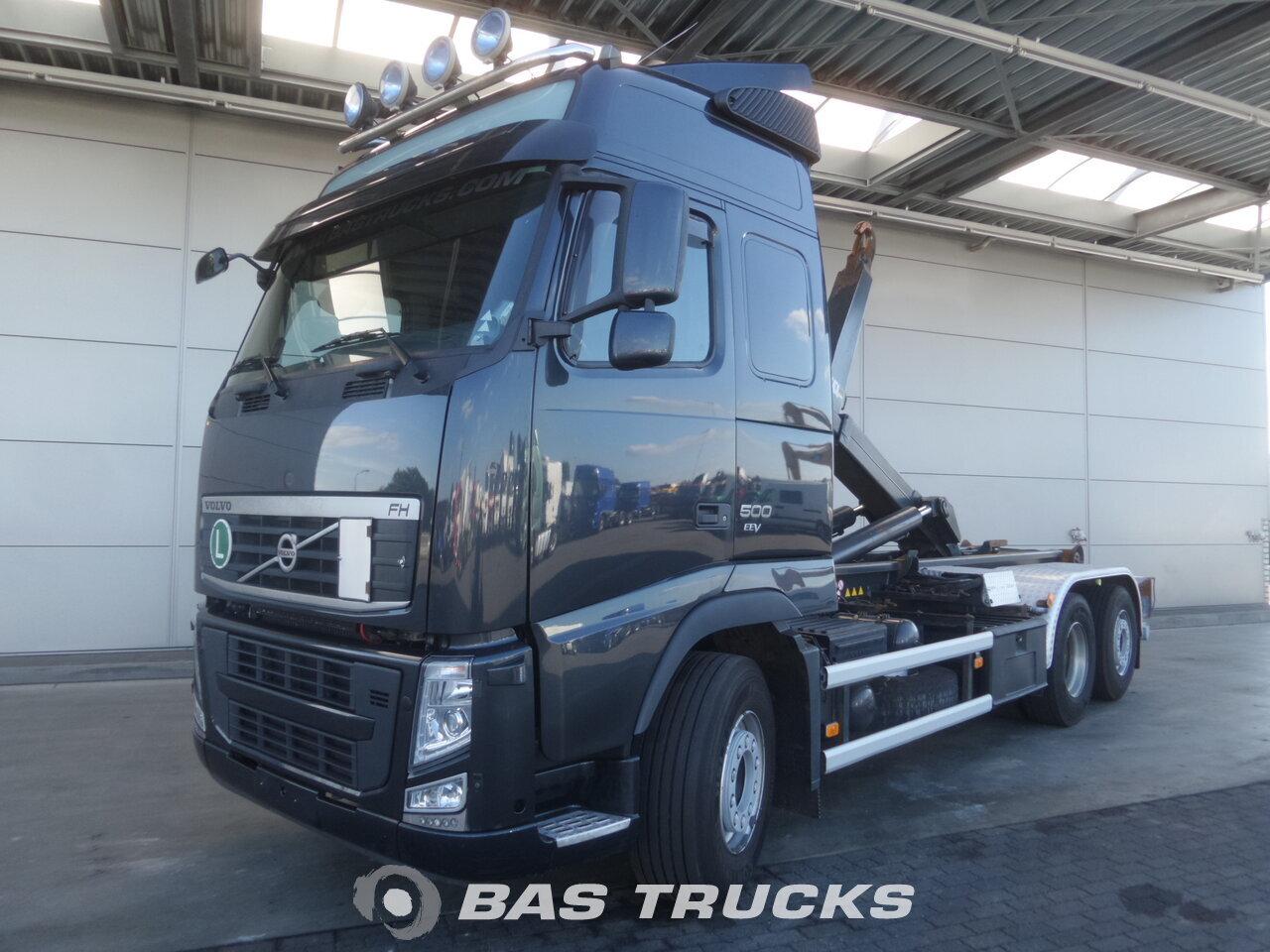 volvo fh 500 truck euro norm 5 53900 bas trucks. Black Bedroom Furniture Sets. Home Design Ideas