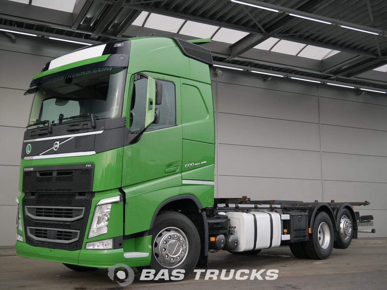 volvo fh 500 truck euro norm 6 52200 bas trucks. Black Bedroom Furniture Sets. Home Design Ideas