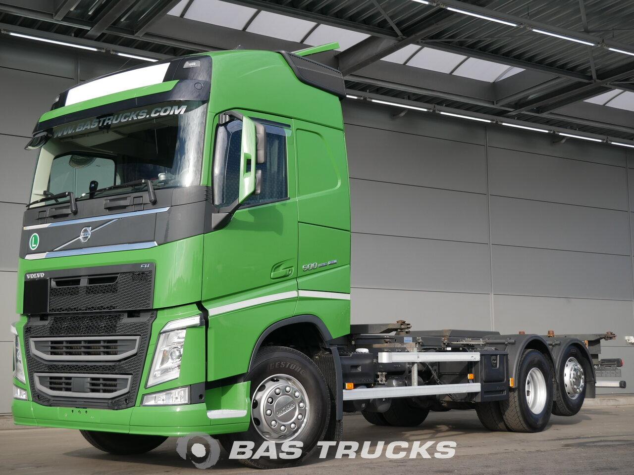 volvo fh 500 truck euro norm 6 54530 bas trucks. Black Bedroom Furniture Sets. Home Design Ideas