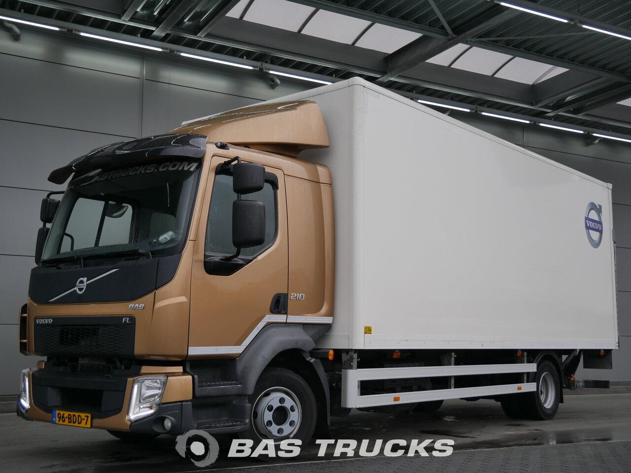 fl 210 Volvo FL 210 Truck Euro norm 6 €36800 - BAS Trucks