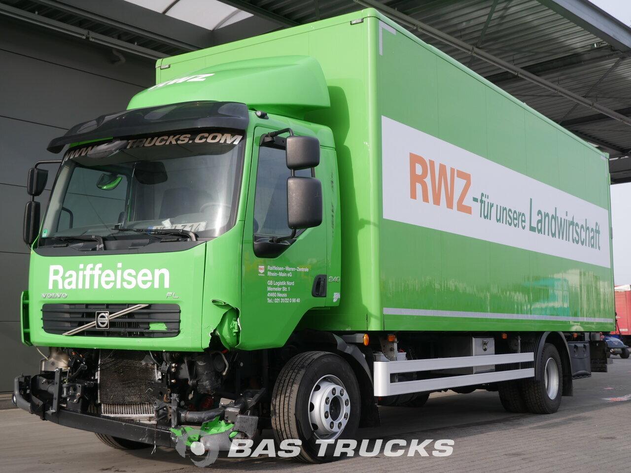 For sale at BAS Trucks: Volvo FL 240 Unfall Fahrbereit 4X2 01/2013