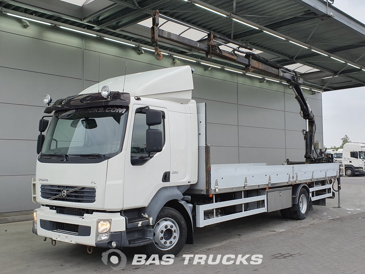For sale at BAS Trucks: Volvo FL 280 4X2 10/2007